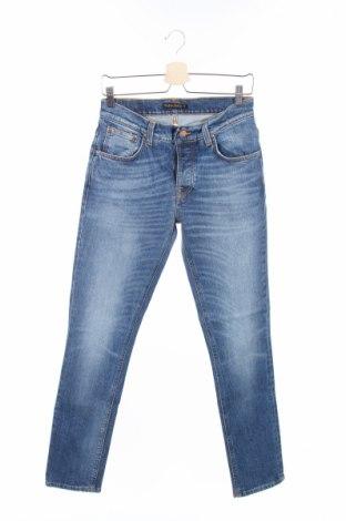 Ανδρικό τζίν Nudie Jeans, Μέγεθος S, Χρώμα Μπλέ, 99% βαμβάκι, 1% ελαστάνη, Τιμή 21,78€