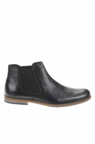 Ανδρικά παπούτσια Christian Laurier, Μέγεθος 42, Χρώμα Μπλέ, Γνήσιο δέρμα, Τιμή 106,81€