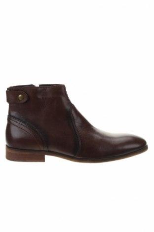 Ανδρικά παπούτσια Minelli, Μέγεθος 40, Χρώμα Καφέ, Γνήσιο δέρμα, Τιμή 57,32€