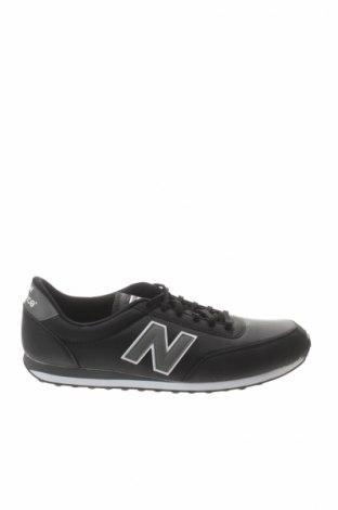 Ανδρικά παπούτσια New Balance, Μέγεθος 46, Χρώμα Μαύρο, Κλωστοϋφαντουργικά προϊόντα, Τιμή 36,88€