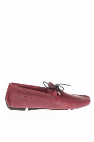 Мъжки обувки Tbs, Размер 40, Цвят Червен, Естествена кожа, Цена 46,87лв.