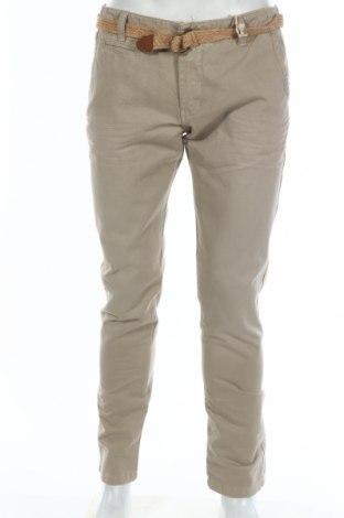 Pánske nohavice  Alcott, Veľkosť M, Farba Béžová, Bavlna, Cena  6,16€