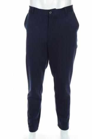 Ανδρικό παντελόνι Selected Homme, Μέγεθος L, Χρώμα Μπλέ, 57% βισκόζη, 29% πολυαμίδη, 14% ελαστάνη, Τιμή 11,86€