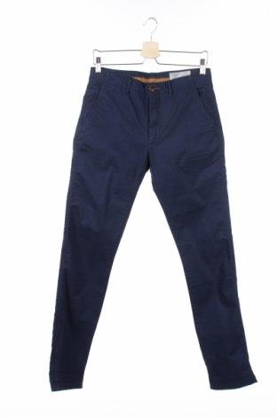Ανδρικό παντελόνι Springfield, Μέγεθος S, Χρώμα Μπλέ, 98% βαμβάκι, 2% ελαστάνη, Τιμή 8,04€