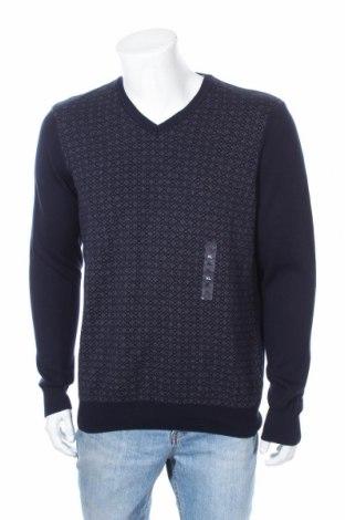 Ανδρικό πουλόβερ Lc Waikiki, Μέγεθος XL, Χρώμα Μπλέ, Βαμβάκι, Τιμή 30,01€