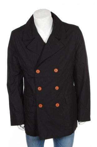 Ανδρική καμπαρντίνα French Connection, Μέγεθος XL, Χρώμα Μαύρο, Βαμβάκι, Τιμή 47,55€