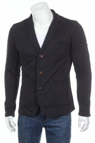 Pánske sako  Jack & Jones, Veľkosť L, Farba Modrá, 80% bavlna, 20% polyester, Cena  18,35€