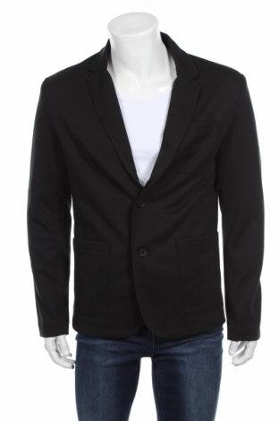 Pánské sako  Only & Sons, Rozměr L, Barva Černá, 76% polyester, 20% viskóza, 4% elastan, Cena  316,00Kč