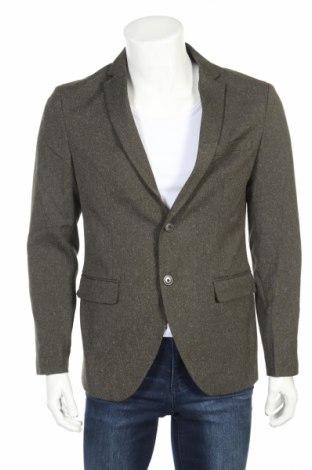 Ανδρικό σακάκι Premium By Jack & Jones, Μέγεθος M, Χρώμα Πράσινο, 82% πολυεστέρας, 17% βισκόζη, 1% ελαστάνη, Τιμή 15,34€