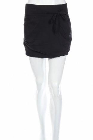 Пола Cache Cache, Размер XS, Цвят Черен, 70% памук, 26% полиамид, 4% еластан, Цена 4,32лв.