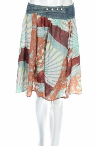 Пола Custo Barcelona, Размер M, Цвят Многоцветен, 90% полиамид, 8% памук, 2% лиосел, Цена 25,35лв.