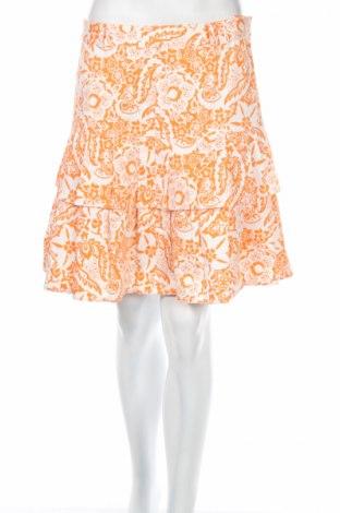 Φούστα Etcetera, Μέγεθος M, Χρώμα Πορτοκαλί, 97% βαμβάκι, 3% ελαστάνη, Τιμή 5,04€