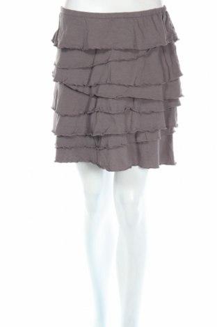 Пола Garnet Hill, Размер S, Цвят Сив, 60% памук, 40% модал, Цена 6,16лв.