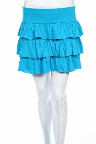 Φούστα Lola & Liza, Μέγεθος XS, Χρώμα Μπλέ, 100% βαμβάκι, Τιμή 4,08€