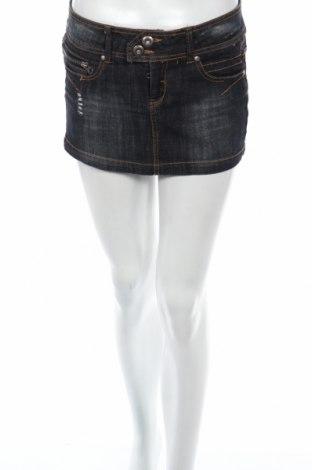 Пола Madonna, Размер S, Цвят Син, 98% памук, 2% еластан, Цена 6,38лв.