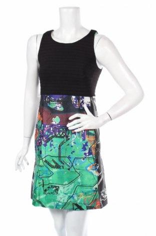 Φόρεμα Desigual, Μέγεθος S, Χρώμα Πολύχρωμο, 96% πολυεστέρας, 4% ελαστάνη, Τιμή 20,49€