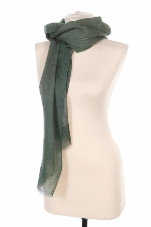 Шал Azzaro, Цвят Зелен, Вълна, Цена 119,00лв.