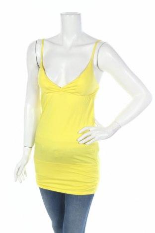 Τουνίκ Seductions, Μέγεθος S, Χρώμα Κίτρινο, 95% βισκόζη, 5% ελαστάνη, Τιμή 6,33€