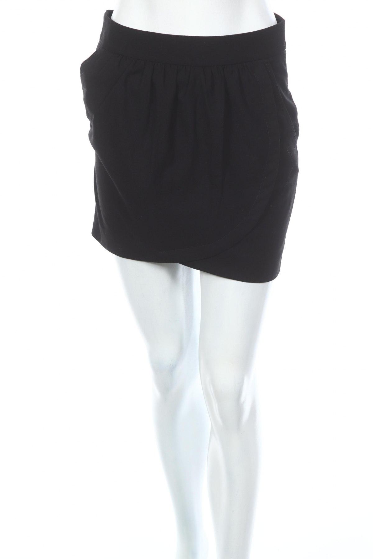 Φούστα Talula, Μέγεθος S, Χρώμα Μαύρο, 65% πολυεστέρας, 33% βισκόζη, 2% ελαστάνη, Τιμή 5,31€