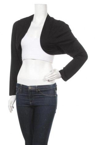 Боди Woman By Tchibo, Размер XL, Цвят Черен, 95% вискоза, 5% еластан, Цена 6,83лв.