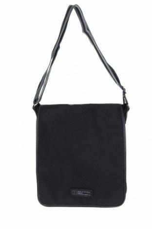 Чанта за лаптоп Enrico Benetti, Цвят Черен, Текстил, еко кожа, Цена 32,13лв.