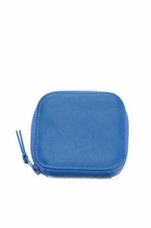 Πορτοφόλι Karl Lagerfeld, Χρώμα Μπλέ, Δερματίνη, Τιμή 25,72€
