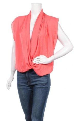 Дамска блуза Zebra, Размер L, Цвят Розов, Полиестер, Цена 4,73лв.