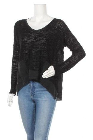Дамска блуза Atos Lombardini, Размер M, Цвят Черен, Цена 15,36лв.