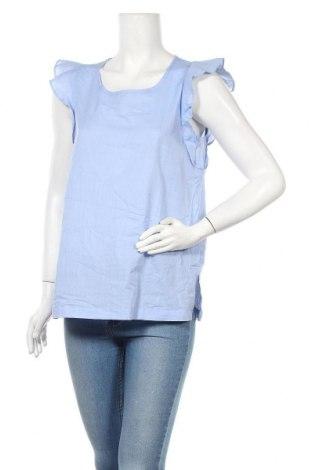 Γυναικεία μπλούζα Blue Motion, Μέγεθος L, Χρώμα Μπλέ, Βαμβάκι, Τιμή 5,71€