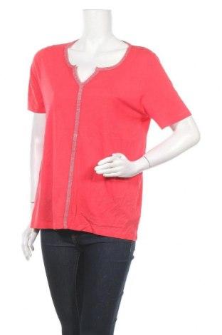 Дамска блуза Blue Seven, Размер XL, Цвят Розов, 50% памук, 50% модал, Цена 17,96лв.