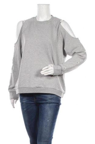 Γυναικεία μπλούζα Buena Vista, Μέγεθος L, Χρώμα Γκρί, 65% βαμβάκι, 35% πολυεστέρας, Τιμή 7,60€