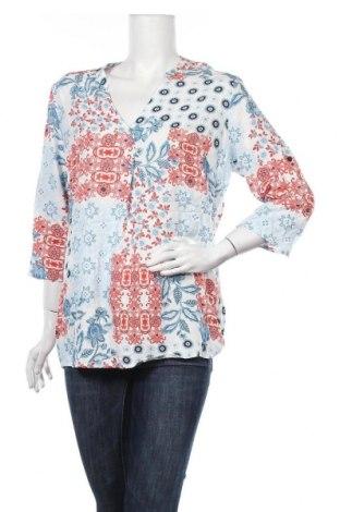 Дамска блуза Cheer, Размер L, Цвят Многоцветен, Вискоза, Цена 10,71лв.