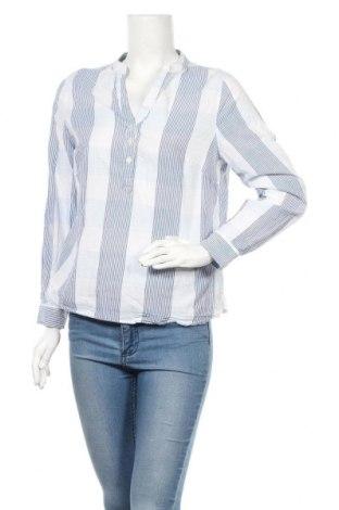 Дамска блуза Collection L, Размер M, Цвят Бял, Памук, Цена 11,76лв.