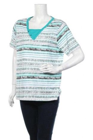 Γυναικεία μπλούζα Collection L, Μέγεθος XL, Χρώμα Πολύχρωμο, 50% βαμβάκι, 50% μοντάλ, Τιμή 6,23€