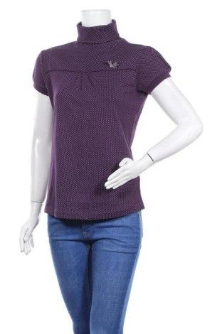 Дамска блуза Colours Of The World, Размер L, Цвят Лилав, Цена 17,96лв.