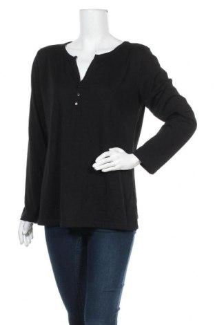 Дамска блуза Colours Of The World, Размер XXL, Цвят Черен, Цена 12,50лв.