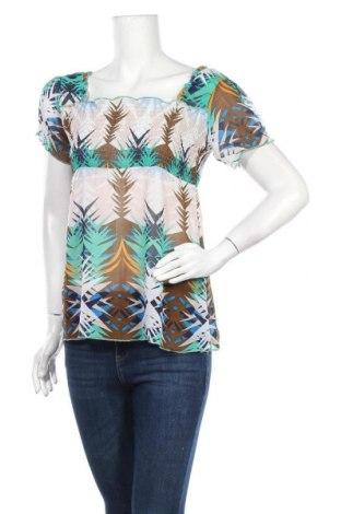 Дамска блуза Derek Heart, Размер S, Цвят Многоцветен, Цена 7,14лв.