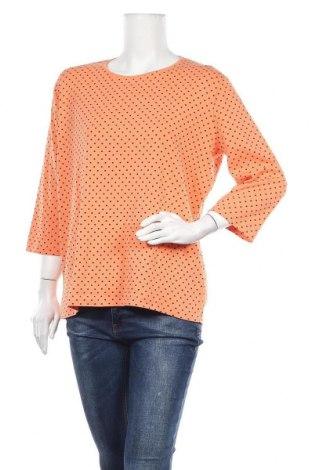 Γυναικεία μπλούζα Fabiani, Μέγεθος XL, Χρώμα Πορτοκαλί, Τιμή 8,02€