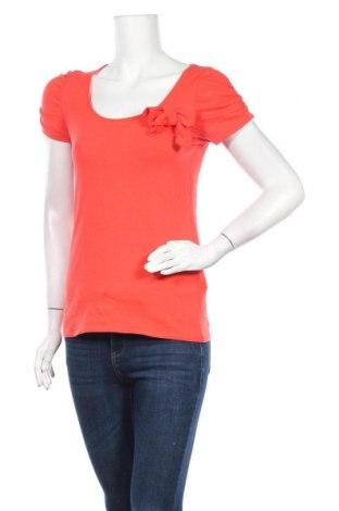 Дамска блуза Fishbone, Размер M, Цвят Червен, 93% памук, 7% еластан, Цена 17,01лв.