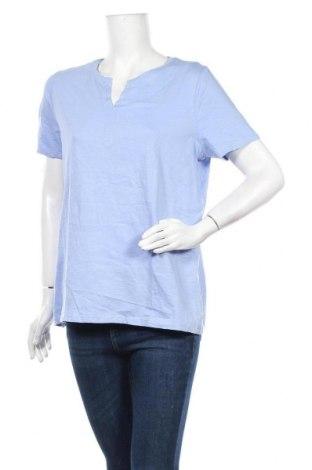 Дамска блуза G.W., Размер M, Цвят Син, Цена 6,30лв.
