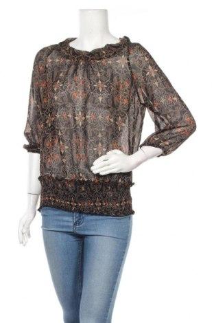 Дамска блуза G.W., Размер S, Цвят Многоцветен, Цена 4,54лв.