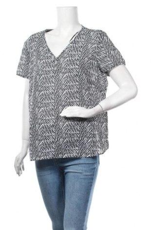 Дамска блуза G.W., Размер XL, Цвят Черен, Цена 6,30лв.