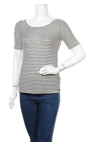 Дамска блуза Garcia Jeans, Размер S, Цвят Бял, 70% полиестер, 30% памук, Цена 6,62лв.