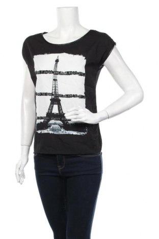 Дамска блуза Grain De Malice, Размер S, Цвят Черен, Цена 16,07лв.