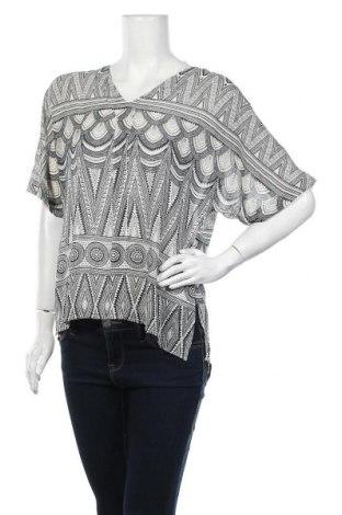 Дамска блуза H&M, Размер XS, Цвят Бял, 100% полиестер, Цена 4,73лв.