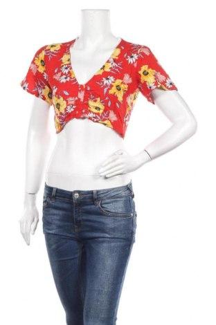 Γυναικεία μπλούζα H&M Divided, Μέγεθος S, Χρώμα Πολύχρωμο, Βισκόζη, Τιμή 2,76€