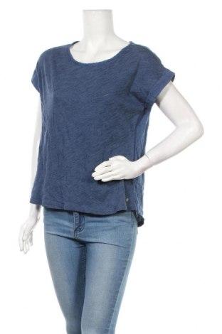 Дамска блуза H&M L.O.G.G., Размер M, Цвят Син, 63% памук, 37% полиестер, Цена 13,39лв.