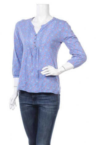 Дамска блуза H&M L.O.G.G., Размер M, Цвят Син, Цена 12,60лв.