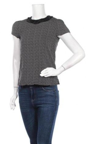 Γυναικεία μπλούζα Hallhuber, Μέγεθος XS, Χρώμα Μαύρο, Βισκόζη, Τιμή 8,64€