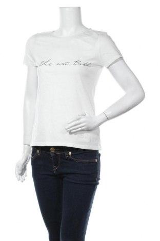 Γυναικεία μπλούζα Hallhuber, Μέγεθος XS, Χρώμα Λευκό, Βαμβάκι, Τιμή 19,87€